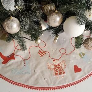 【クリスマスツリースカート】@Etsy お気に入りリスト #3